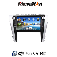 MicroNavi Car DVD Player for Camry 2015 with BT 3G Ipod
