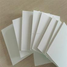 8mm crust pvc foamex board white for cabinet