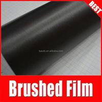 TSAUTOP ROHS certificate 1.52*30m air Free bubbles black fashional nail art pen polish brush nail art dotti