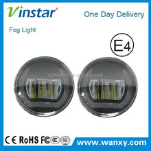 Best seller led drl auto fog light for X-Trail JPN with daylight guide technology
