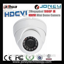 HAC-HDW2200M 2Megapixel 1080P Waterproof IR HD CVI Mini Dome dahua camera