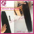 Macio indiano virgem do cabelo grosso bundles30 polegadas remy cabelo humano trama indiano virgem do cabelo da onda reta de seda vagina , sexo