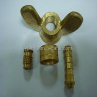 OEM precision decorative brass furniture fittings