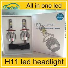 led car lamp h11 low beam h11 30w cree led lamp h11 led headlight