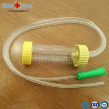 Disposable Mucus Traps Infant Mucus Extractor With Filtering Membrane