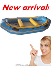 New arrival! 0.9mm PVC inflatable boat