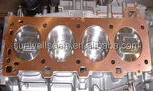 Outlet Center:Copper Exhaust Gasket
