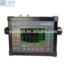 ufd sólido x5 digital portátil de ultrasonido de la detección de fallas