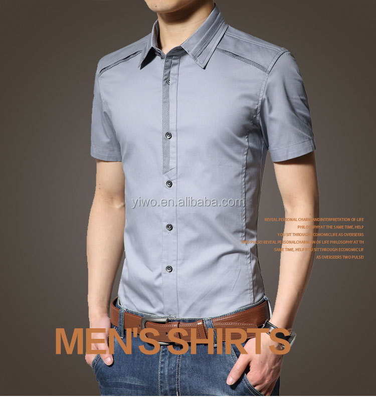 Mens Button Down Summer Casual Short Sleeve Shirts Buy
