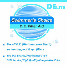 DElite Mineral Diatomite Natural , Proving You a Sparkling Pool
