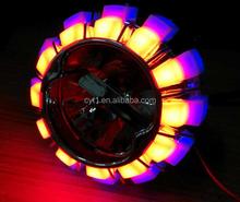 Best price Angel eye K14 Led Projector light for motorcycle healight
