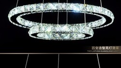 Modern luxury 2015 high quality crystal chandelier hot sale