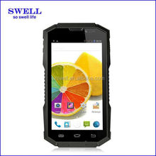 Alibaba sport cellphone quad core Qualcomm MAM8916 5inch IP68 mobile phone NFC V4
