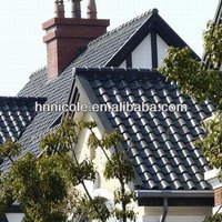 modern low pitch roof tiles for Hotel, Villa, House