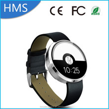 Newest 2015 passed ce rohs smart watch DM360 wristwatches with bluetooth heart rate monitor for android and ios mobile phone