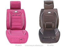 pink leather car seat covers