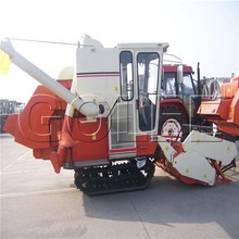 china famous machine mini combine harvester for sale