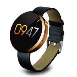 2016 Factory 1.22 inch android Smart Watch with heart rate monitor, bluetooth smartwatch DM360