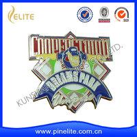 promotional gifts 2015 motorcycle emblem,custom metal car emblem for sale