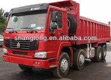 ZZ3317N2867W 2012 hot-selling tipper trucks 8x4