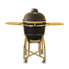 Garden,park,camping use charcoal bbq grill ceramic kamado oven