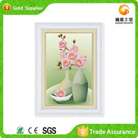Low Price Bedroom Decoration Abstract 3D Picture Of Beautiful Flowers