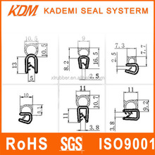 Various Rubber Sealing as Customer's drawing/cabinet sealing