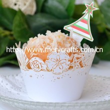 China wholesale party favors customized wedding cupcake wrapper sea