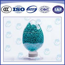 recycled J-90 green cold resistant PVC granules &Pvc plastic grains