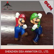 Factory Promotion New design hot plastic cartoon figures