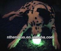 Pet light ball/bouncing LED ball/pet sex toy for dog