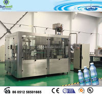China Manufacturing Company Automatic Mineral Water Plant For Sale
