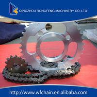High quality rx100 chain sprocket