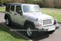 2009 Jeep Wrangler 2.8 CRD Sport Unlimited Diesel Manual