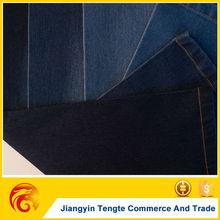 indigo/blue/black denim fabric factory spandex
