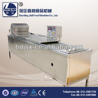 300L gas fryer conveyor