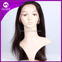 high-end market cheap indian remy human hair glueless full lace wigs wholesale/wholesale cheap full lace wigs with baby hair