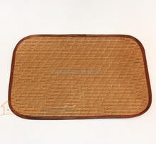 Cheap cool pet dog rattan mat for summer season