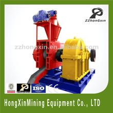 Factory Direct Sale Mine Equipment Including High Pressure Double Roller Ball Press Machine, Coal & Charcoal Briquette Machine