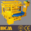 QMY4-30 brick machine for myanmar hollow block moulding supply