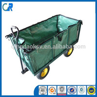 Moving cart with 4 wheel