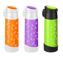 new design stainless steel thermos bottle caps