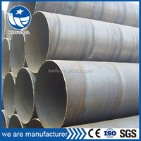 Schedule ERW LASW SSAW API 5L X52 steel tube in good quality