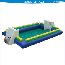 Inflatable football field type Inflatable sport game size 12*6m