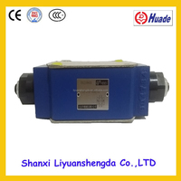 Casting Electric Hydraulic Solenoid Pressure Directed Stop Valve Control
