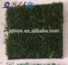 China hot sell outdoor playground equipment plastic green grass mat
