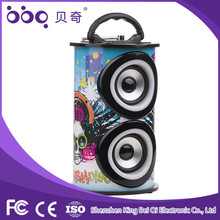 High quality CE bluetooth speaker for i phone galaxy phone with factory price