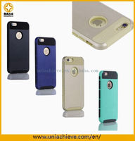 Wholesale TPU+PC case for iphone 6s ,Hard back cover case for iphone 6s