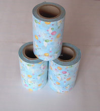 2015 colored hook and loop ,Magic diaper frontal tape for diaper products