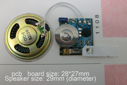 Recording Playing Playback Module sound recorder button